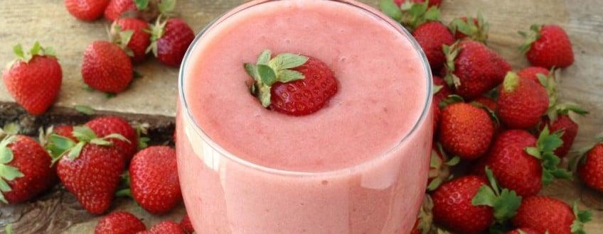 Aardbeien-Dieet-Smoothie