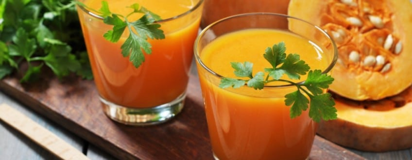 Pumpkin-Dessert-smoothie