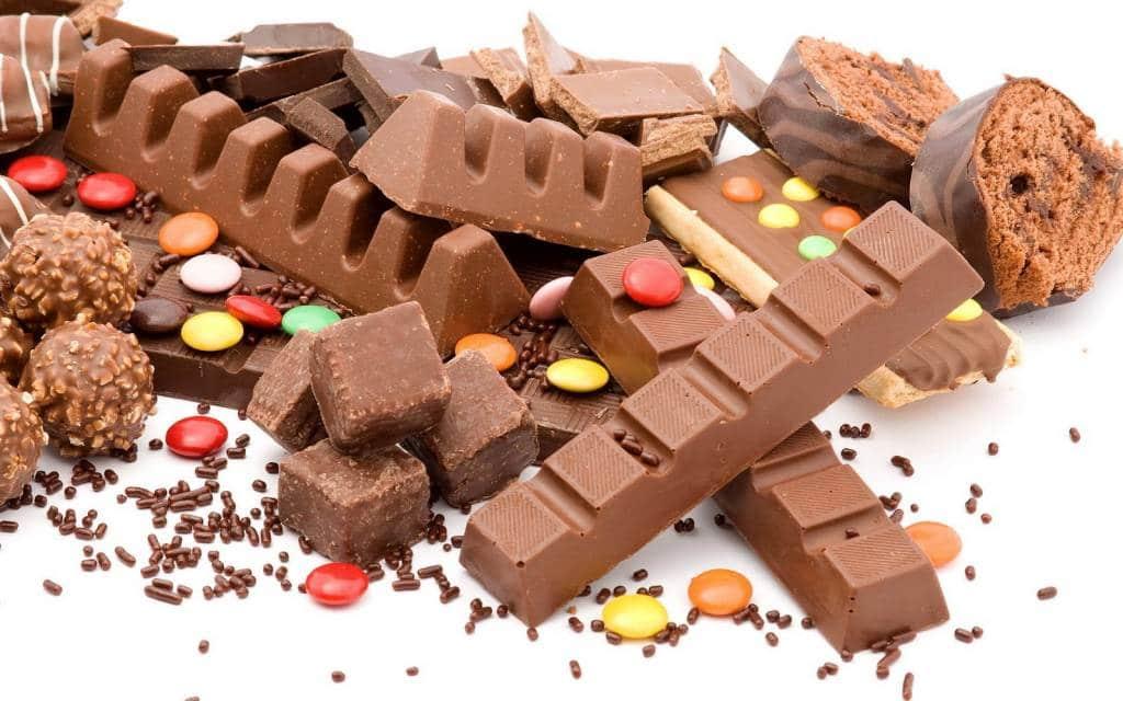 afvallen-met-chocolade